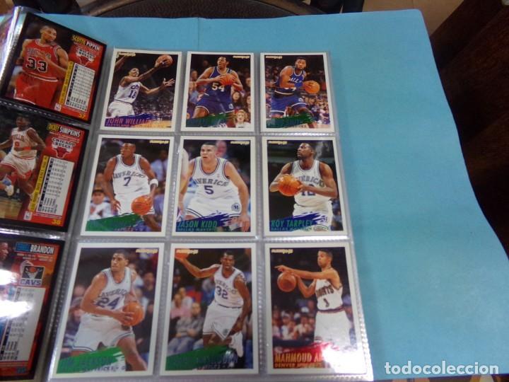 Coleccionismo deportivo: ALBUM UPPER D.E.C.K SERIE 1/ 95-96,BASKETBALL. COMPLETO CON TODOS LOS ESPECIALES 288 CROMOS - Foto 7 - 190112815