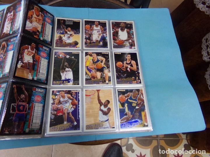 Coleccionismo deportivo: ALBUM UPPER D.E.C.K SERIE 1/ 95-96,BASKETBALL. COMPLETO CON TODOS LOS ESPECIALES 288 CROMOS - Foto 10 - 190112815