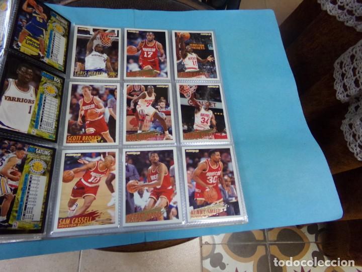 Coleccionismo deportivo: ALBUM UPPER D.E.C.K SERIE 1/ 95-96,BASKETBALL. COMPLETO CON TODOS LOS ESPECIALES 288 CROMOS - Foto 11 - 190112815