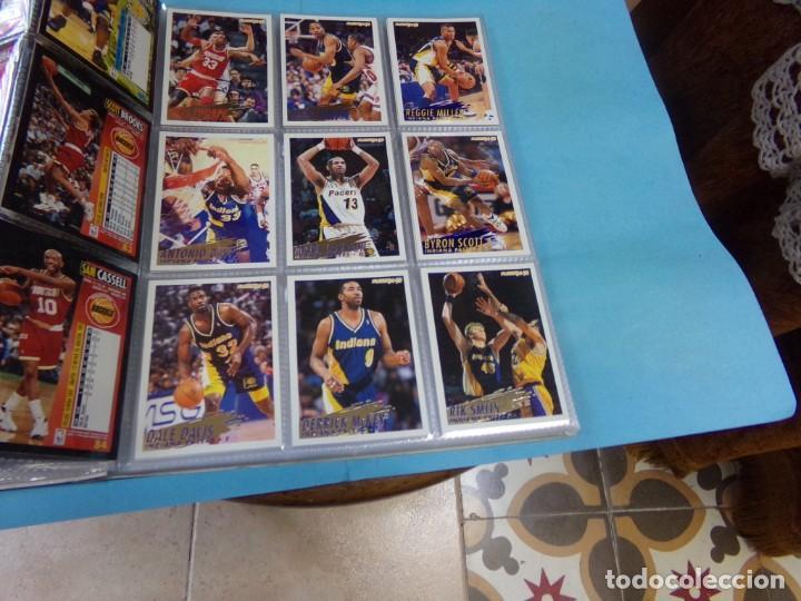 Coleccionismo deportivo: ALBUM UPPER D.E.C.K SERIE 1/ 95-96,BASKETBALL. COMPLETO CON TODOS LOS ESPECIALES 288 CROMOS - Foto 12 - 190112815