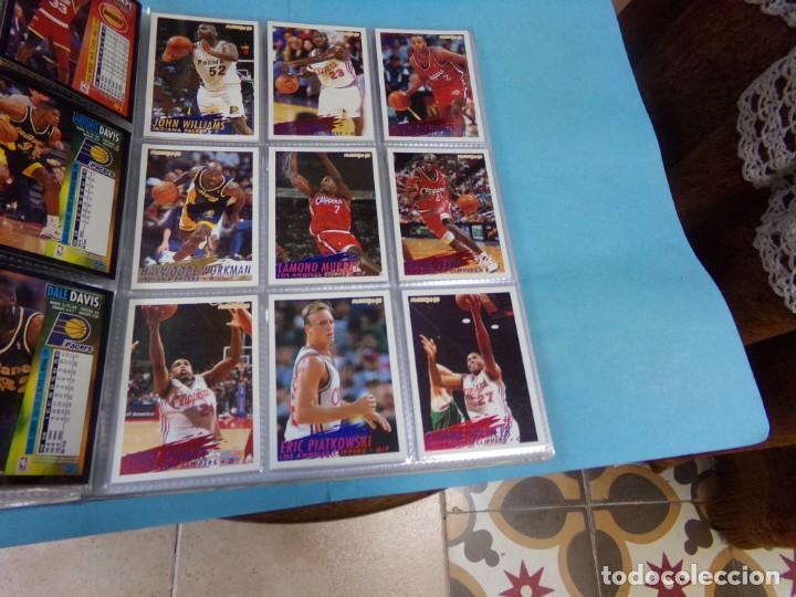 Coleccionismo deportivo: ALBUM UPPER D.E.C.K SERIE 1/ 95-96,BASKETBALL. COMPLETO CON TODOS LOS ESPECIALES 288 CROMOS - Foto 13 - 190112815
