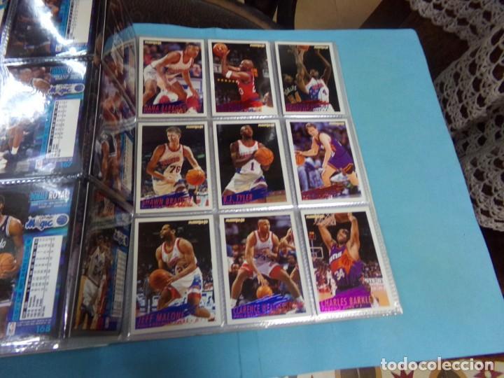 Coleccionismo deportivo: ALBUM UPPER D.E.C.K SERIE 1/ 95-96,BASKETBALL. COMPLETO CON TODOS LOS ESPECIALES 288 CROMOS - Foto 22 - 190112815