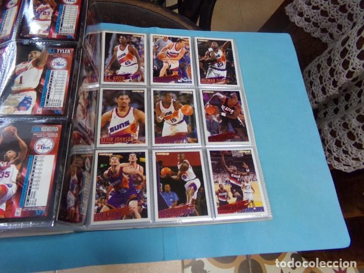Coleccionismo deportivo: ALBUM UPPER D.E.C.K SERIE 1/ 95-96,BASKETBALL. COMPLETO CON TODOS LOS ESPECIALES 288 CROMOS - Foto 23 - 190112815