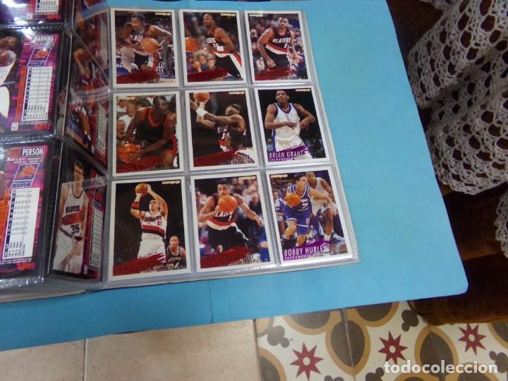 Coleccionismo deportivo: ALBUM UPPER D.E.C.K SERIE 1/ 95-96,BASKETBALL. COMPLETO CON TODOS LOS ESPECIALES 288 CROMOS - Foto 24 - 190112815