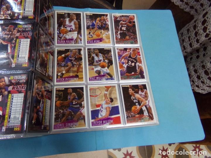 Coleccionismo deportivo: ALBUM UPPER D.E.C.K SERIE 1/ 95-96,BASKETBALL. COMPLETO CON TODOS LOS ESPECIALES 288 CROMOS - Foto 25 - 190112815