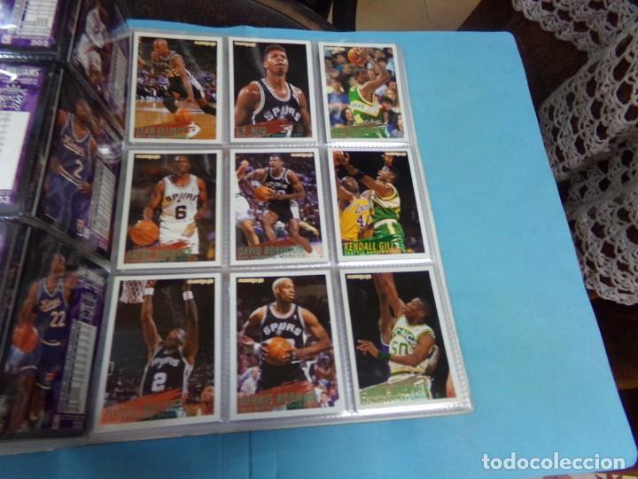 Coleccionismo deportivo: ALBUM UPPER D.E.C.K SERIE 1/ 95-96,BASKETBALL. COMPLETO CON TODOS LOS ESPECIALES 288 CROMOS - Foto 26 - 190112815