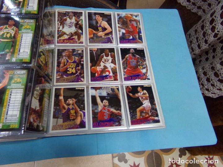 Coleccionismo deportivo: ALBUM UPPER D.E.C.K SERIE 1/ 95-96,BASKETBALL. COMPLETO CON TODOS LOS ESPECIALES 288 CROMOS - Foto 28 - 190112815