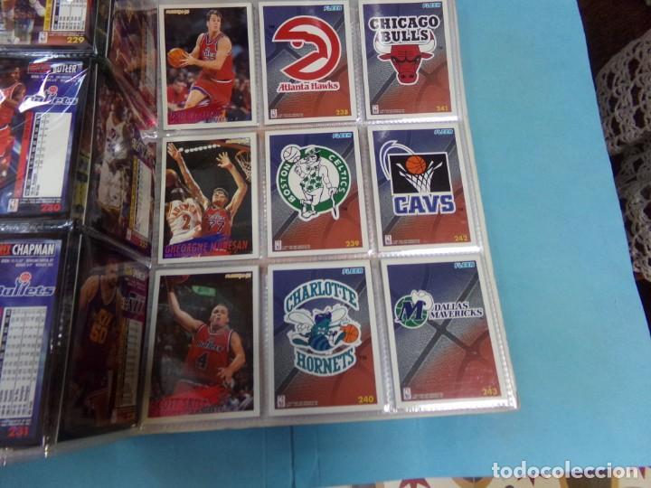 Coleccionismo deportivo: ALBUM UPPER D.E.C.K SERIE 1/ 95-96,BASKETBALL. COMPLETO CON TODOS LOS ESPECIALES 288 CROMOS - Foto 29 - 190112815