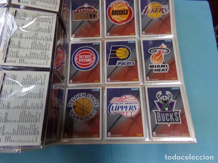 Coleccionismo deportivo: ALBUM UPPER D.E.C.K SERIE 1/ 95-96,BASKETBALL. COMPLETO CON TODOS LOS ESPECIALES 288 CROMOS - Foto 30 - 190112815