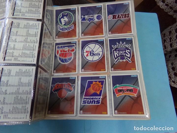 Coleccionismo deportivo: ALBUM UPPER D.E.C.K SERIE 1/ 95-96,BASKETBALL. COMPLETO CON TODOS LOS ESPECIALES 288 CROMOS - Foto 31 - 190112815