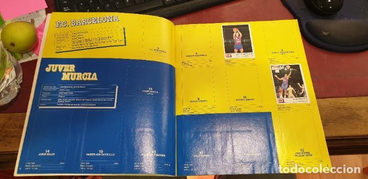 Coleccionismo deportivo: Album panini basket 91 incompleto en muy buen estado - Foto 12 - 205683635