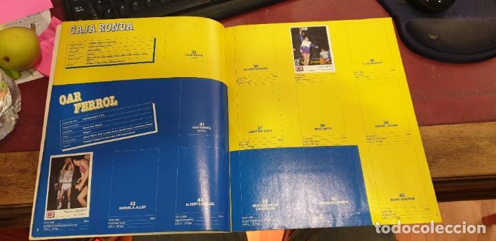Coleccionismo deportivo: Album panini basket 91 incompleto en muy buen estado - Foto 14 - 205683635