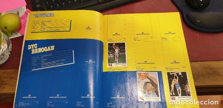 Coleccionismo deportivo: Album panini basket 91 incompleto en muy buen estado - Foto 15 - 205683635