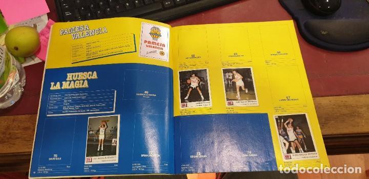 Coleccionismo deportivo: Album panini basket 91 incompleto en muy buen estado - Foto 16 - 205683635