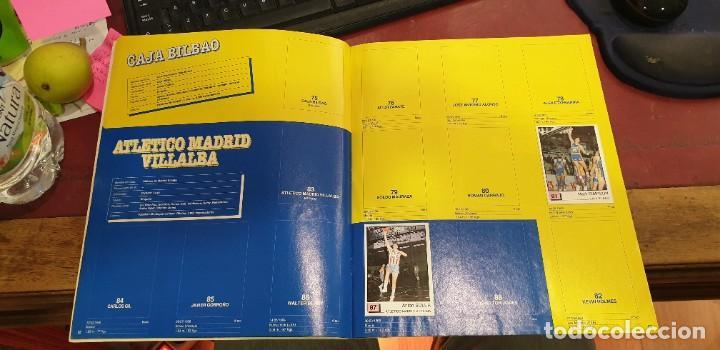 Coleccionismo deportivo: Album panini basket 91 incompleto en muy buen estado - Foto 17 - 205683635