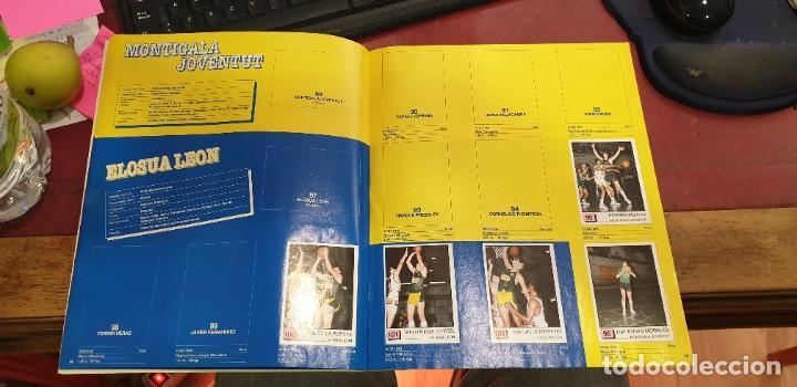 Coleccionismo deportivo: Album panini basket 91 incompleto en muy buen estado - Foto 18 - 205683635