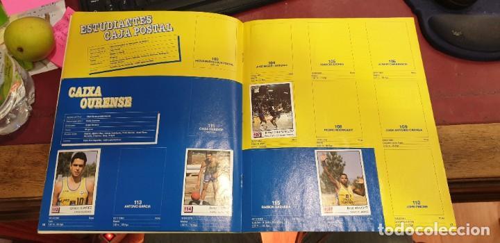 Coleccionismo deportivo: Album panini basket 91 incompleto en muy buen estado - Foto 19 - 205683635