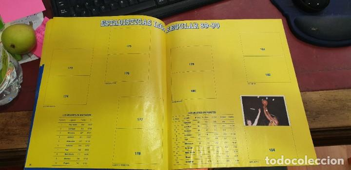Coleccionismo deportivo: Album panini basket 91 incompleto en muy buen estado - Foto 6 - 205683635