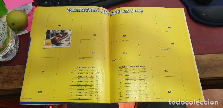 Coleccionismo deportivo: Album panini basket 91 incompleto en muy buen estado - Foto 8 - 205683635