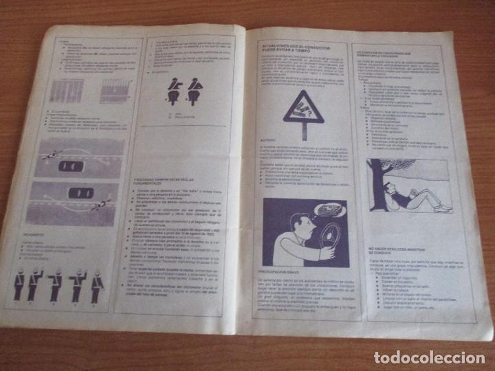 Coleccionismo deportivo: EDICIONES UNIDAS : ALBUM DE CROMOS DE COCHES , MOTOR 16 ( COMPLETO CON SUS 162 CROMOS ) - Foto 14 - 195652677