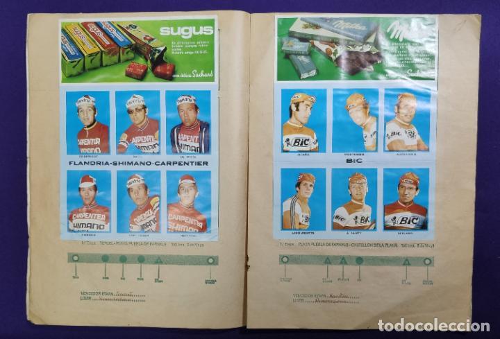 Coleccionismo deportivo: ALBUM CICLISTA. CHOCOLATE SUCHARD Y LA GACETA DEL NORTE. COMPLETO. 1973. - Foto 5 - 196091767