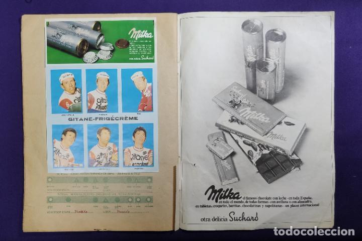 Coleccionismo deportivo: ALBUM CICLISTA. CHOCOLATE SUCHARD Y LA GACETA DEL NORTE. COMPLETO. 1973. - Foto 10 - 196091767