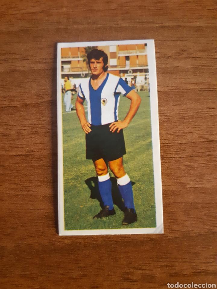 JOSÉ ANTONIO (HÉRCULES) LIGA 75-76 ESTE. NUNCA PEGADO, NUEVO (Coleccionismo Deportivo - Álbumes otros Deportes)
