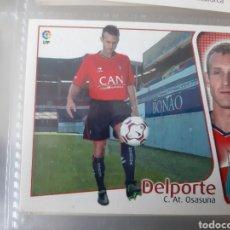 Coleccionismo deportivo: EDIEDICIONES ESTE 2004 2005 DELPORTE OSASUNA NUEVO. Lote 198804552