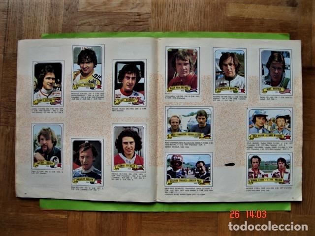 Coleccionismo deportivo: ÁLBUM COMPLETO MOTO SPORT DE PANINI 1980 - Foto 8 - 201986296