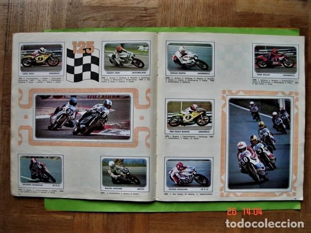 Coleccionismo deportivo: ÁLBUM COMPLETO MOTO SPORT DE PANINI 1980 - Foto 10 - 201986296