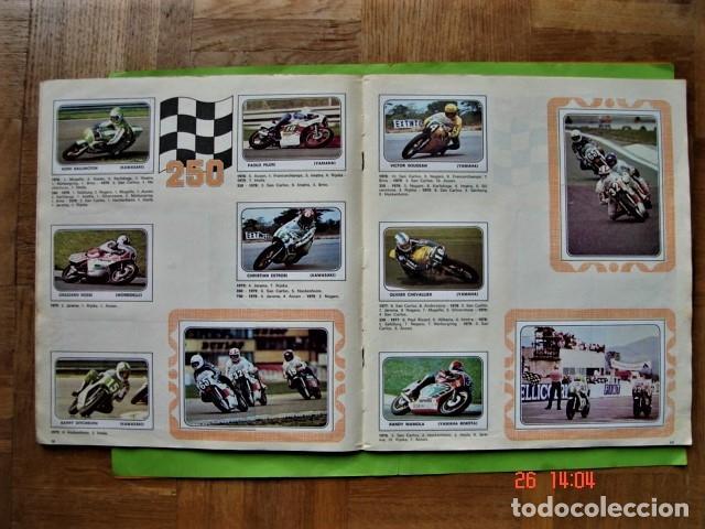 Coleccionismo deportivo: ÁLBUM COMPLETO MOTO SPORT DE PANINI 1980 - Foto 11 - 201986296