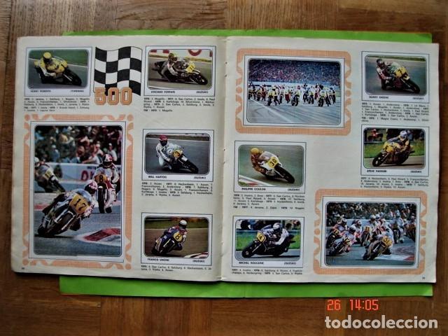 Coleccionismo deportivo: ÁLBUM COMPLETO MOTO SPORT DE PANINI 1980 - Foto 13 - 201986296