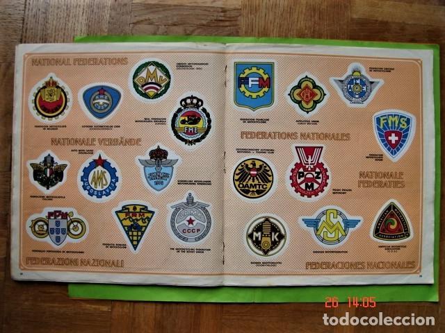 Coleccionismo deportivo: ÁLBUM COMPLETO MOTO SPORT DE PANINI 1980 - Foto 15 - 201986296