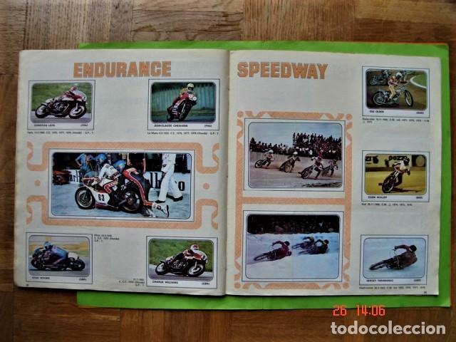 Coleccionismo deportivo: ÁLBUM COMPLETO MOTO SPORT DE PANINI 1980 - Foto 19 - 201986296