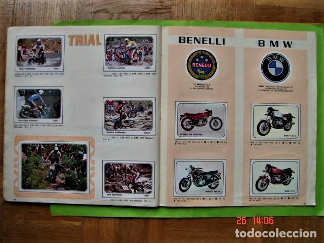 Coleccionismo deportivo: ÁLBUM COMPLETO MOTO SPORT DE PANINI 1980 - Foto 20 - 201986296