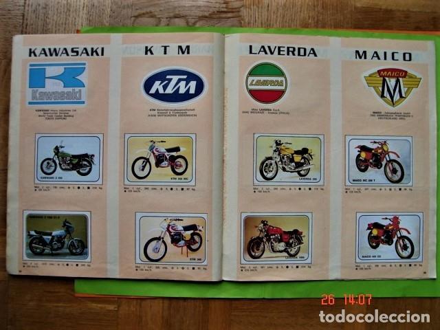 Coleccionismo deportivo: ÁLBUM COMPLETO MOTO SPORT DE PANINI 1980 - Foto 22 - 201986296
