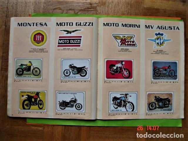 Coleccionismo deportivo: ÁLBUM COMPLETO MOTO SPORT DE PANINI 1980 - Foto 23 - 201986296