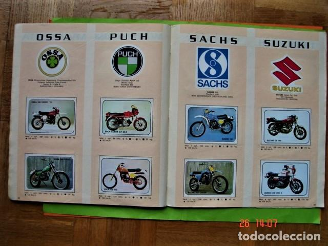 Coleccionismo deportivo: ÁLBUM COMPLETO MOTO SPORT DE PANINI 1980 - Foto 24 - 201986296
