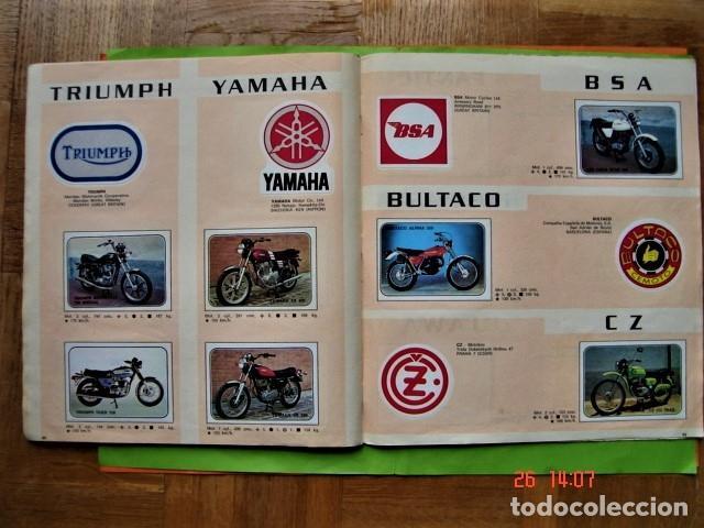 Coleccionismo deportivo: ÁLBUM COMPLETO MOTO SPORT DE PANINI 1980 - Foto 25 - 201986296
