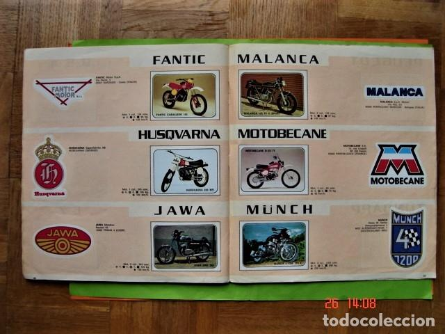 Coleccionismo deportivo: ÁLBUM COMPLETO MOTO SPORT DE PANINI 1980 - Foto 26 - 201986296