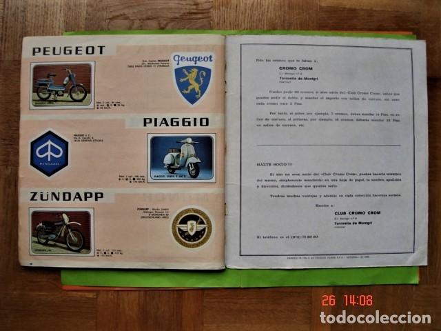 Coleccionismo deportivo: ÁLBUM COMPLETO MOTO SPORT DE PANINI 1980 - Foto 27 - 201986296