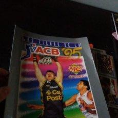 Coleccionismo deportivo: DIFICILÍSIMO ALBUM DE MUNDICROMO CON MAS DE 140 CROMOS + FIRMA DE EPI. Lote 202313051