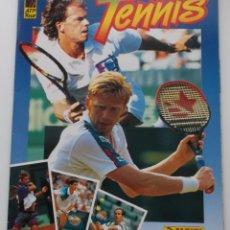 Coleccionismo deportivo: ALBUM PANINI TENNIS 92 COMPLETO. Lote 203758767