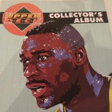 Coleccionismo deportivo: NBA UPPER DECK SERIES 2 94-95 COLLECTOR'S ALBUM. Lote 204355528