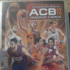 Coleccionismo deportivo: ALBUM ARCHIVADOR 2009 2010. VACIO. Lote 204711293