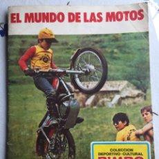 Coleccionismo deportivo: EL MUNDO DE LAS MOTOS BIMBO. Lote 204762200