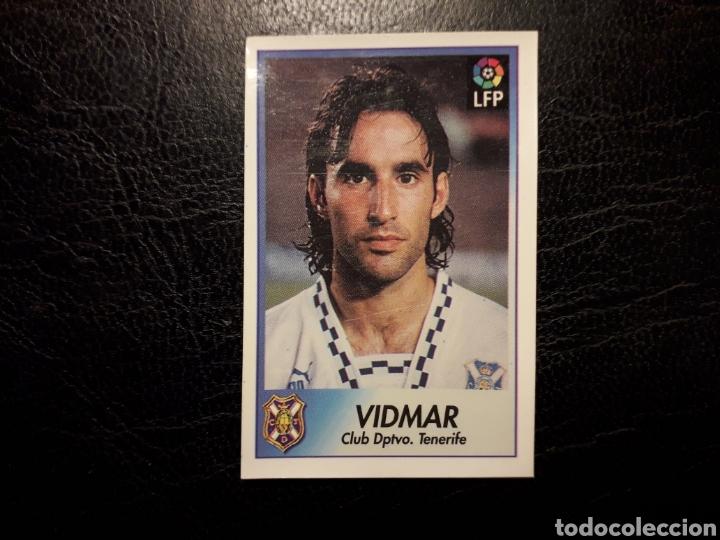 VIDMAR TENERIFE N° 247 BOLLYCAO 1996-1997 96-97. SIN PEGAR. FOTOS FRONTAL Y TRASERA (Coleccionismo Deportivo - Álbumes otros Deportes)