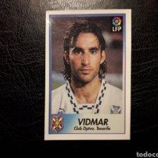Coleccionismo deportivo: VIDMAR TENERIFE N° 247 BOLLYCAO 1996-1997 96-97. SIN PEGAR. FOTOS FRONTAL Y TRASERA. Lote 205754236