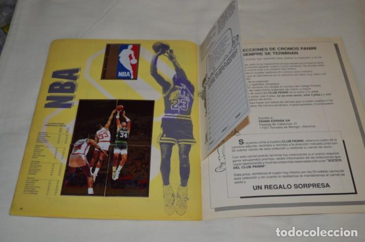 Coleccionismo deportivo: PANINI BASKET / NBA 90 - Buen estado, casi completo / Solo faltan 3 cromos (82, 91 y 190) ¡Mira! - Foto 19 - 205780841