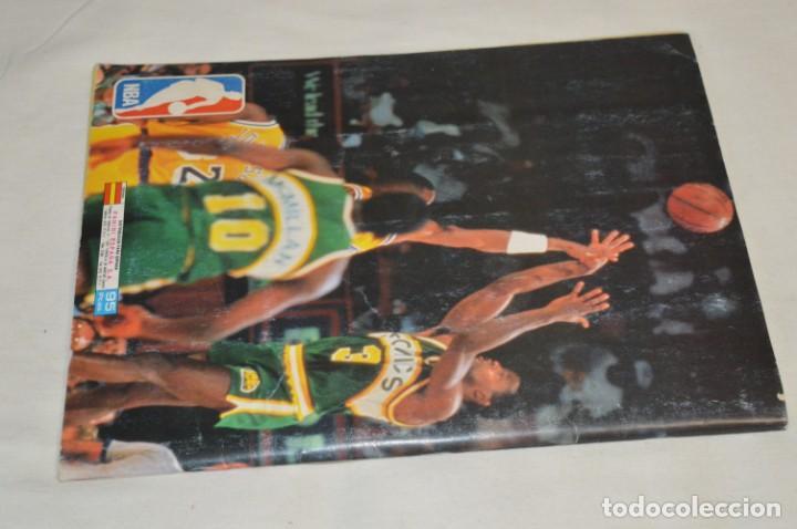 Coleccionismo deportivo: PANINI BASKET / NBA 90 - Buen estado, casi completo / Solo faltan 3 cromos (82, 91 y 190) ¡Mira! - Foto 20 - 205780841